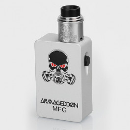 Apocalypse Armageddon Squonker Box Kit