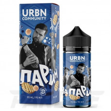 URBN Community - Zaparka Vape Show 95ml (0+3mg никобустер)