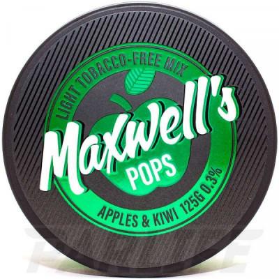 Бестабачная кальянная смесь MAXWELLS - Pops 125г (0.3%)